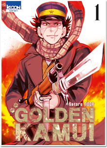 Golden Kamui T01