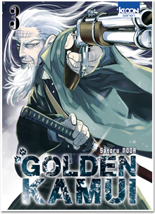 Golden Kamui T03