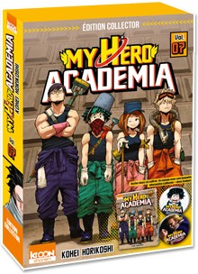 My Hero Academia T07 Collector