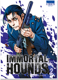 Immortal Hounds T02