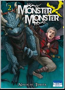 Monster X Monster T02