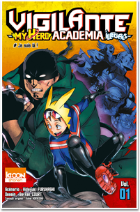 Vigilante – My Hero Academia Illegals – T01
