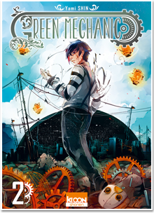 Green Mechanic T02
