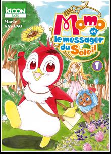 Momo et le messager du Soleil T01