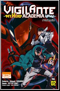 Vigilante – My Hero Academia Illegals – T02