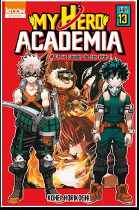 My Hero Academia T13