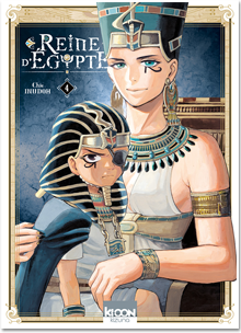 Reine d'Égypte T04