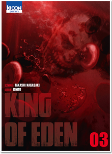 King of Eden T03