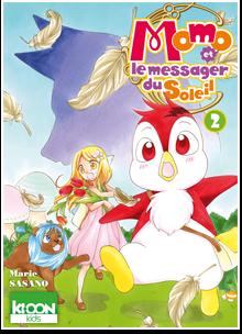 Momo et le messager du Soleil T02
