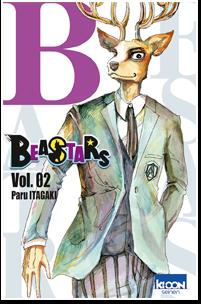 Beastars T02