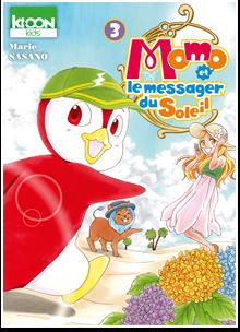 Momo et le messager du Soleil T03
