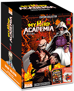 My Hero Academia T16 Collector
