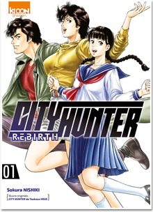 City Hunter Rebirth T01