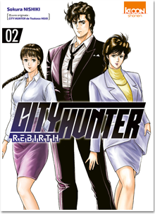 City Hunter Rebirth T02