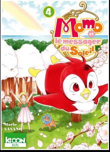 Momo et le messager du Soleil T04