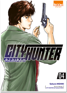 City Hunter Rebirth T04