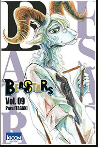 Beastars T09