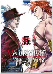 Valkyrie Apocalypse T05
