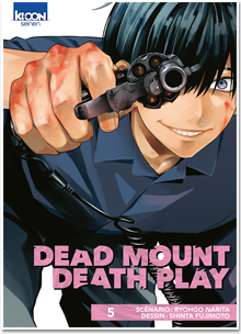 Dead Mount Death Play T05