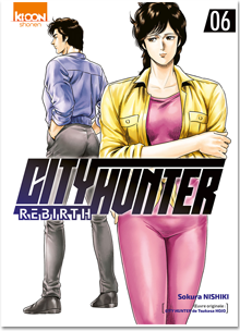 City Hunter Rebirth T06