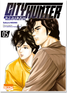 City Hunter Rebirth T05