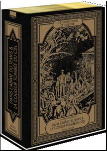 Coffret Lovecraft [Édition 2020] - Dans l'abîme du temps & La Couleur tombée du ciel