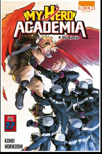 My Hero Academia T27