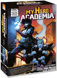 My Hero Academia T27 Collector