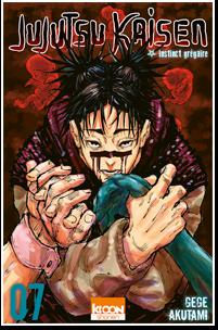 Jujutsu Kaisen T07