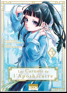 Les Carnets de l'apothicaire T03