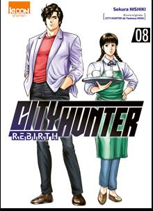 City Hunter Rebirth T08