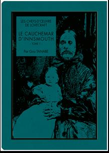 Le Cauchemar d'Innsmouth T01