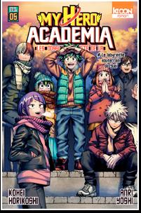 My Hero Academia – Les dossiers secrets de UA T05