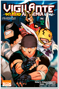 Vigilante – My Hero Academia Illegals – T12