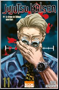 Jujutsu Kaisen T11