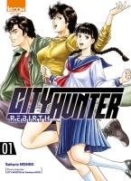 City Hunter Rebirth T01
