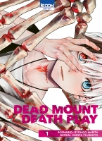 Dead Mount Death Play T01