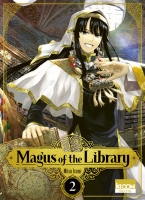 Magus of the Library T02