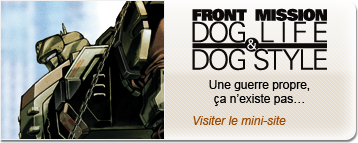 Front Mission Dog Life & Dog Style