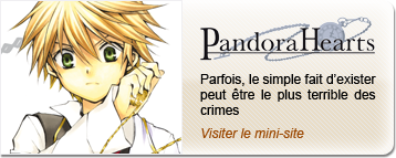 Pandora Hearts