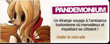 Pandemonium - Latitudes