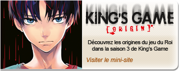 King's Game Origin