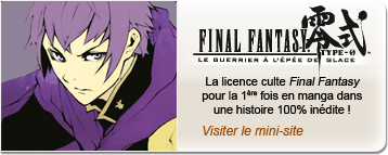 Final Fantasy Type-0 : Le Guerrier à l'épée de glace