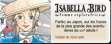 Isabella Bird, femme exploratrice