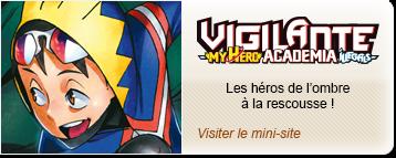 Vigilante – My Hero Academia Illegals –