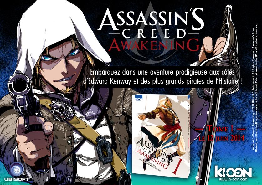 Le Manga Assassin S Creed Blade Of Shao Jun Date En France Gaak